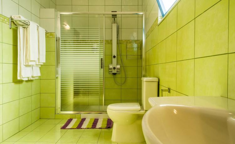 Bathroom of ground suite double room