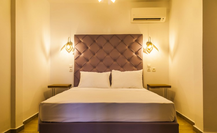 Ground Suite double room double bed
