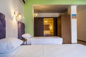 Two Bedroom Suite beds